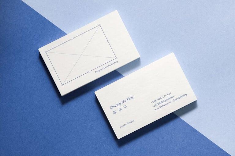 Digital Name Card Printing ideas