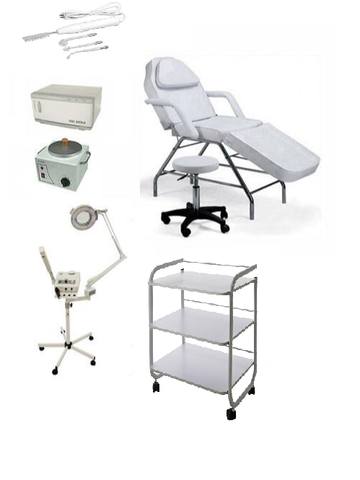 spa and clinic equipments
