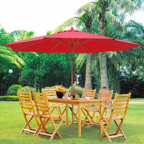 Picking the Ideal Umbrella to Jazz Up Your Patio This Summer!
