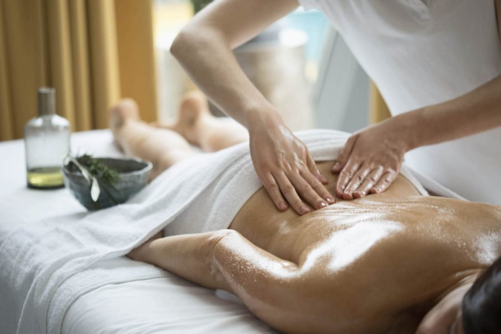 massage business service