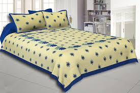 double bed sheets online
