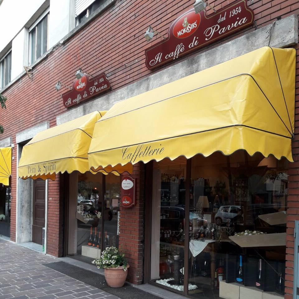 Awnings Open