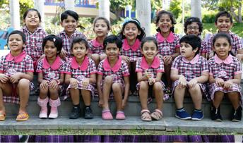 chiang mai kindergarten