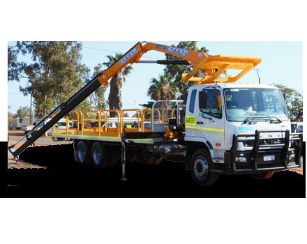hiab truck hire sydney